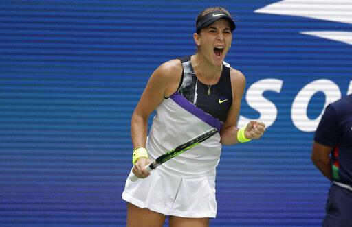 The Latest Rafael Nadal Reaches 33rd Slam Sf At Us Open Wfxrtv Com