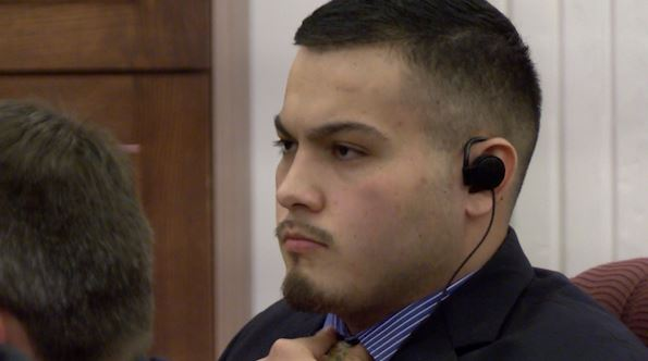 Closing arguments were made this morning in the case of Kevin Soto-Bonilla.