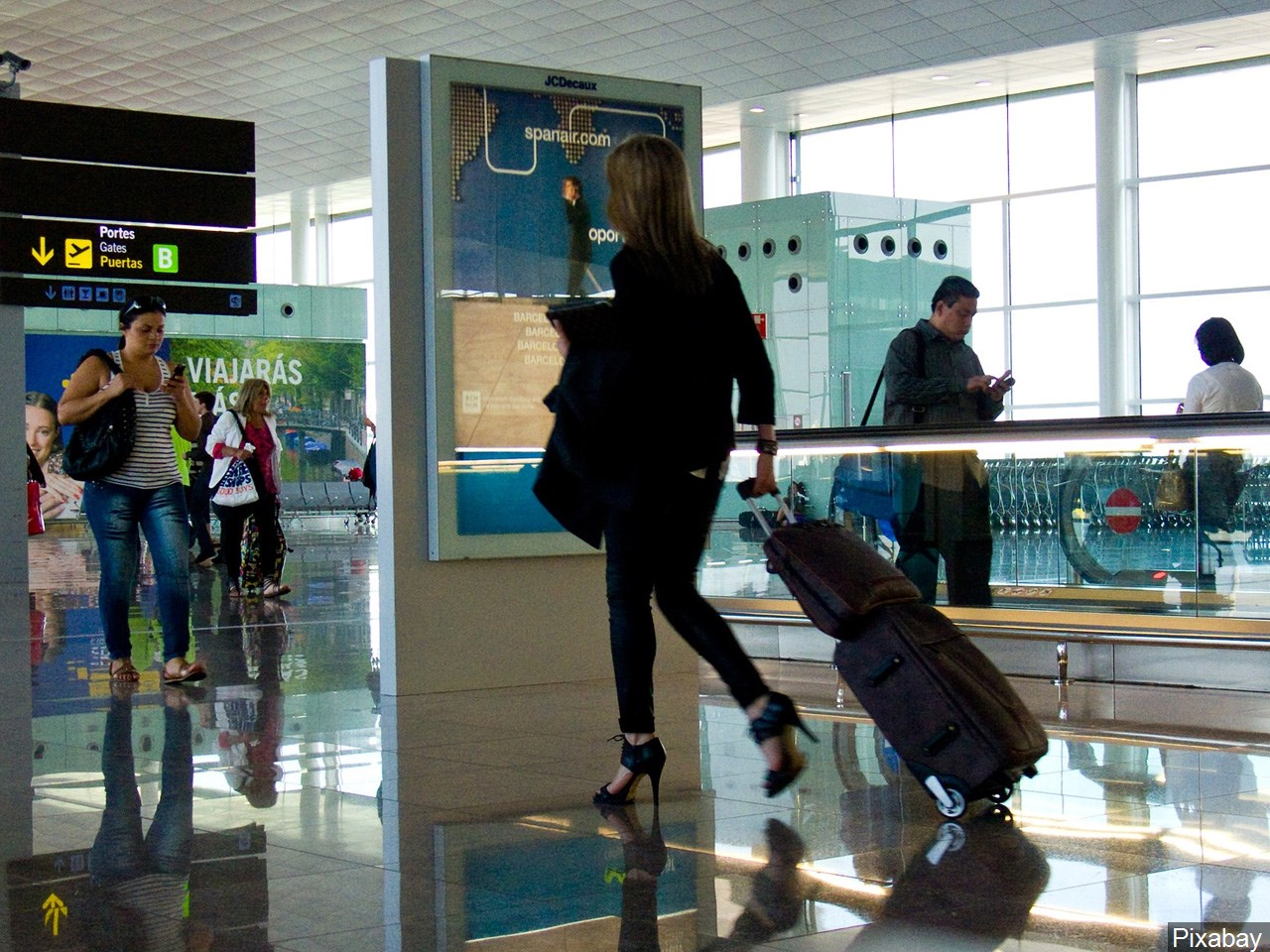 Passenger traffic at the Lynchburg Regional Airport is at its highest in 25 years.