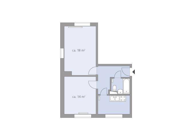 Wohnpark Sewankarree  Unsere Wohnanlagen  Wohnungsbaugenossenschaft VORWRTS eG