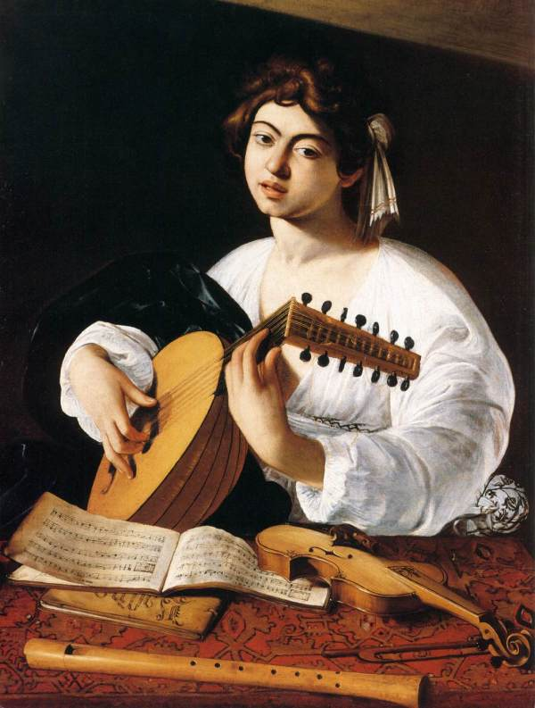Lute Society Of America Art