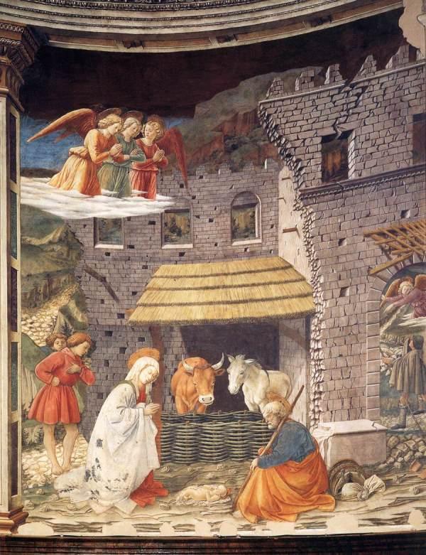Fra Filippo Lippi Nativity
