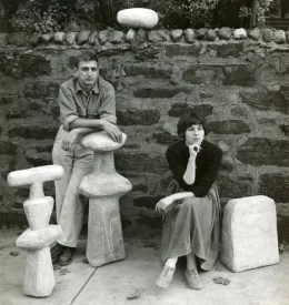 Harris and Ros Barron
