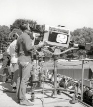 WGBH at early tennis telecasts at Longwood