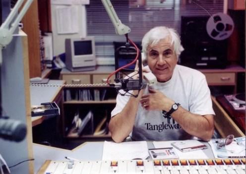 WGBH - Ron della Chiesa ('87)
