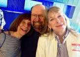10. Jane Arsham, Russ Fortier, and Julie Piens Moore. (Sorry about the focus, or lack thereof!)