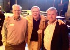 29. John Carver, Fred Barzyk, and Sam Tyler (sorry for the focus)