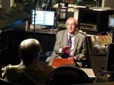 41. Fred Barzyk interviews Jack Caldwell for the archives