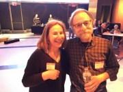 64. Susie Dangel and Scot Osterweil