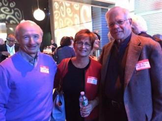 67. Howard Lowe, Sandy Lowe and Doug Smith