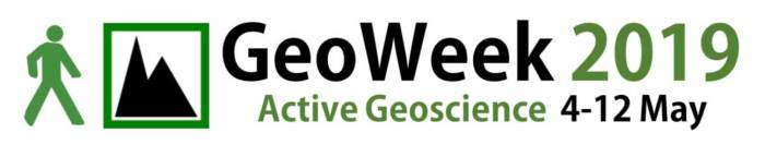 GeoWeek in Warwickshire with WGCG 5-12 May 2019