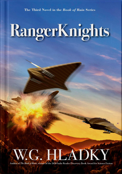 Ranger Knights book cover