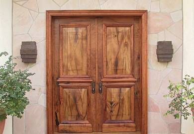 Elegant Front Entry Doors
