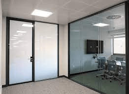 How to make room comfortable with film smart glass?