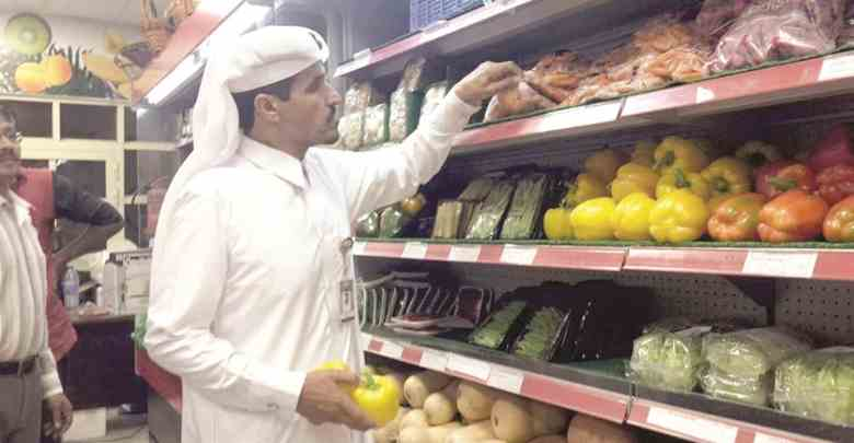 Al Rayyan authorities conduct 476 inspections in August