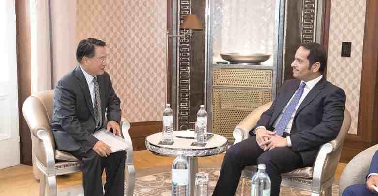 FM Meets UNIDO director general