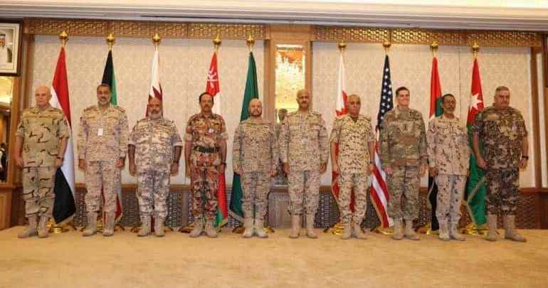 Qatar takes part in US Central Command meet in Kuwait