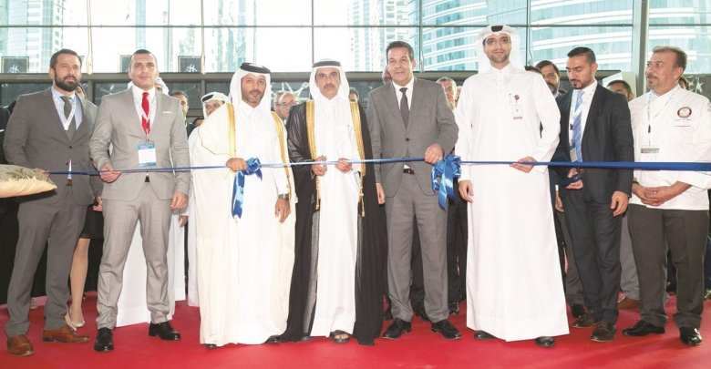 Hospitality Qatar 2018 opens