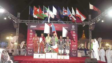 Stajf is first non-Arab winner of Qatar rally since 1986