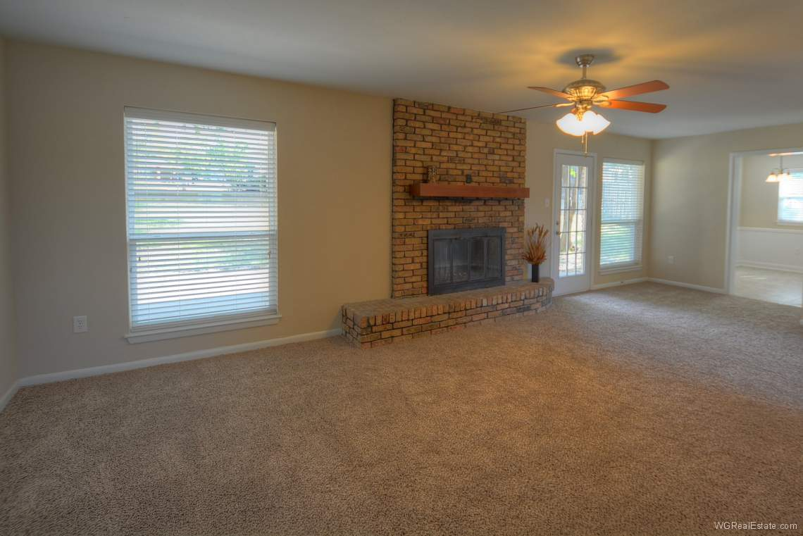 3417 Country Club Road Pantego TX  Home For Sale