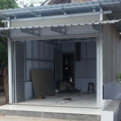Mesin Pembuat Baut Baja Ringan Bangun Kios Depo Air Minum Tenggong Wg Studio Jasa Desain Rumah