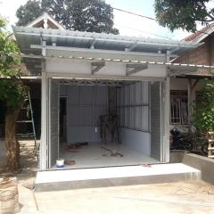 Nama Bahan Untuk Baja Ringan Inovasi Konstruksi Bangunan Kios Wg Studio Jasa Desain Rumah