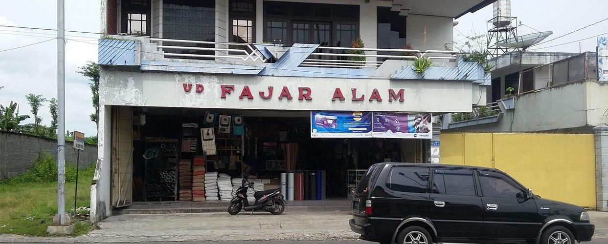 UD Fajar Alam Toko Bangunan Murah