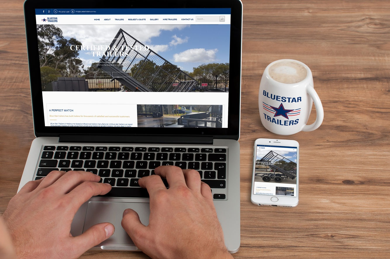 best corporate website design