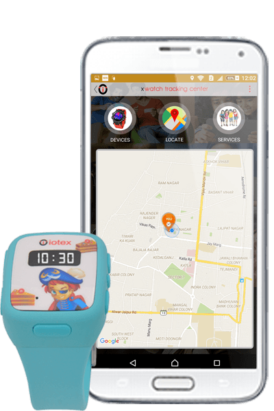 best kids tracking device