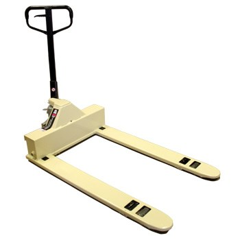 Pallet Jack With Pallet