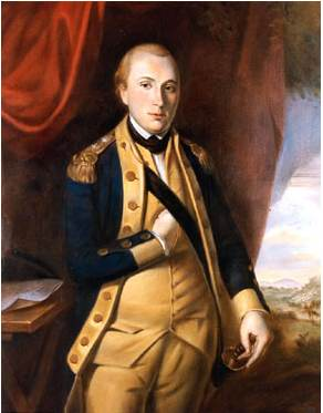 Marqués de Lafayette era ONU Freemason del 33ro Grado.