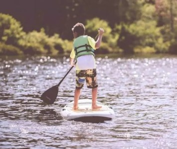 Stand Up Paddle Boarding And water sports in Newfoundland