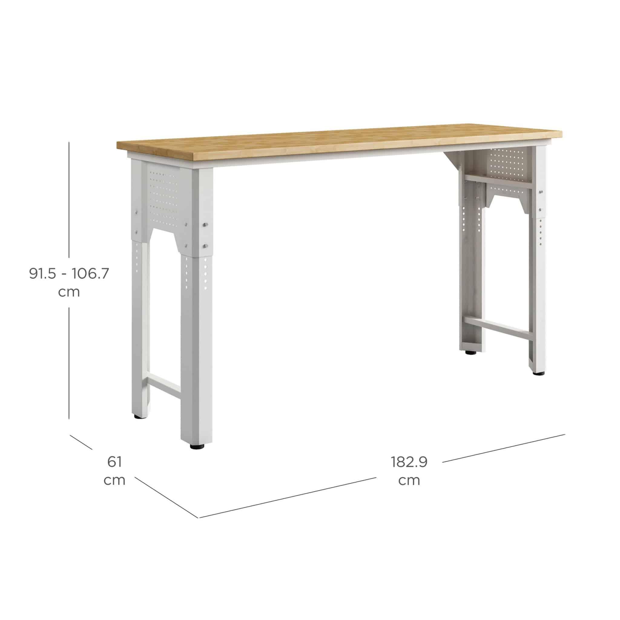 2 piece workbench set whalen