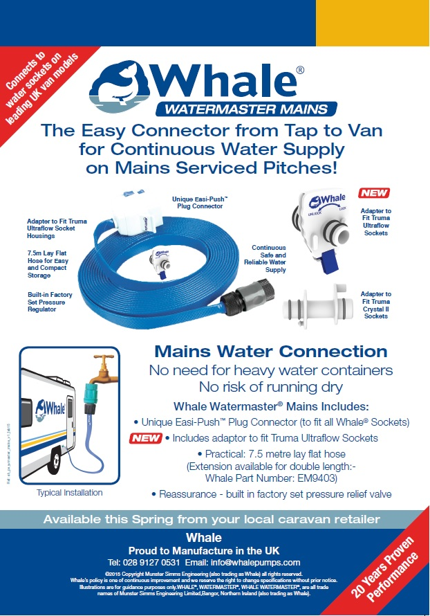 Whale RV  Products