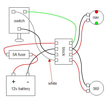 boat trailer wiring diagram australia for brake away light data a on schema jon lights