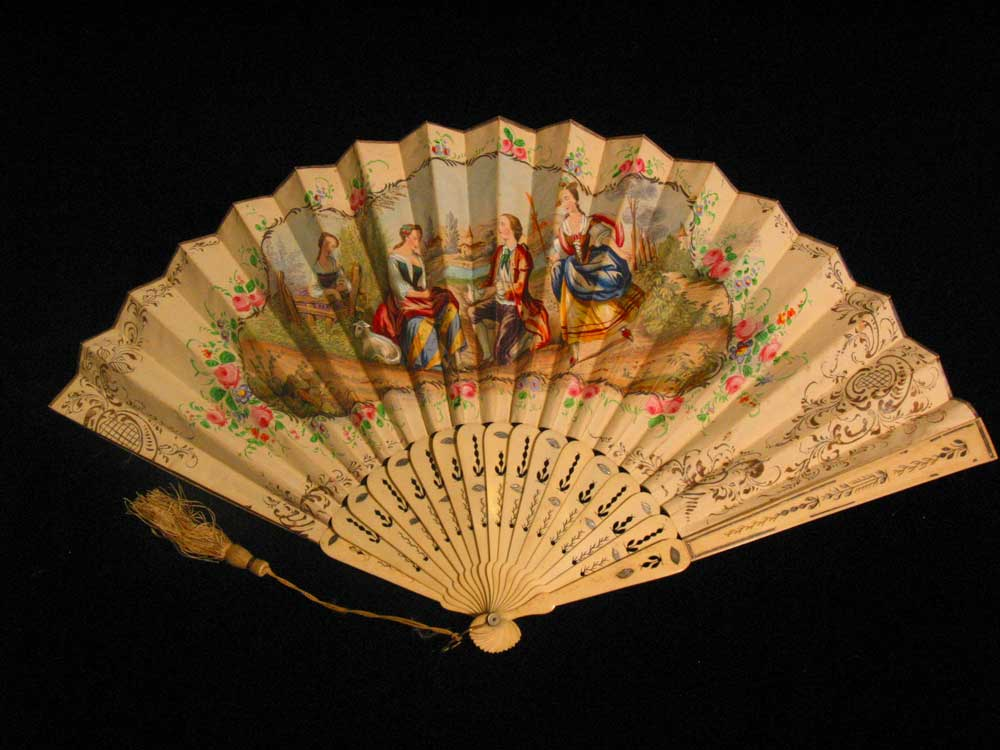 Hand Held Fans For Wedding