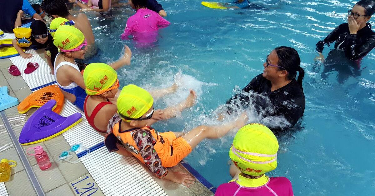 kwun tong swim class