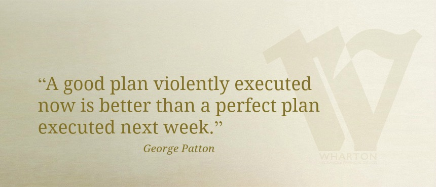 business quote George Patton