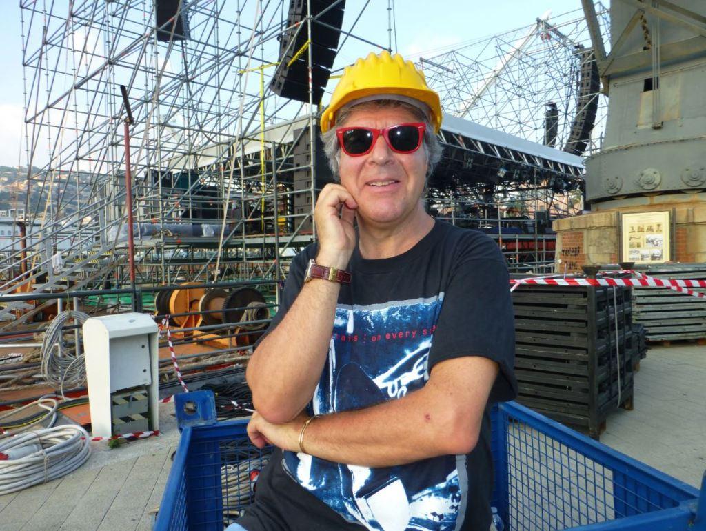 Vincenzo Spera, attuale presidente – al secondo mandato - di Assomusica, l'associazione alla quale aderiscono oltre 120 imprese che realizzano l'80% dei concerti in Italia, oltre che membro della Consulta dello Spettacolo del MIBACT e del consiglio di presidenza Agis