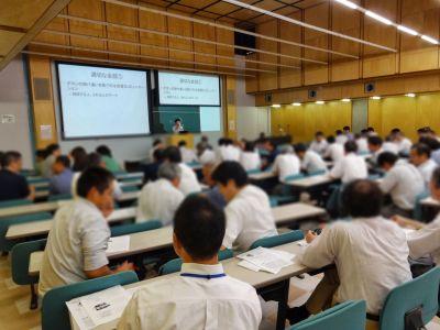 大学の教職員の皆さんのハラスメント防止研修の講師を務めました_fx_DSC07774