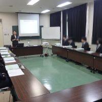 農業団体様の採用内定者入職前研修でビジネスマナーの講師を務めました(宮城県柴田町)_fx_DSC03695