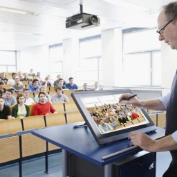 Samsung: Providing Augmented Reality in Classrooms