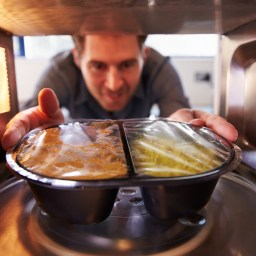 LG May Use Graphene in Microwave Ovens