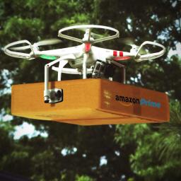 Amazon finds a creative way to solve payload problem in drone