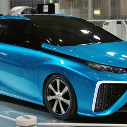 Why Toyota is considering cameras over mirrors?