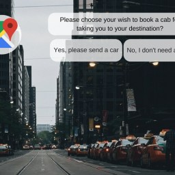 How Google Maps will automatically book a cab to save your time?