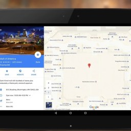Google Maps will use light bulbs to help you navigate inside a building