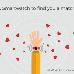 This Smartwatch will help you find a date