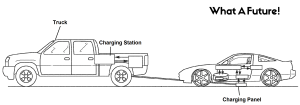 charging method by truck