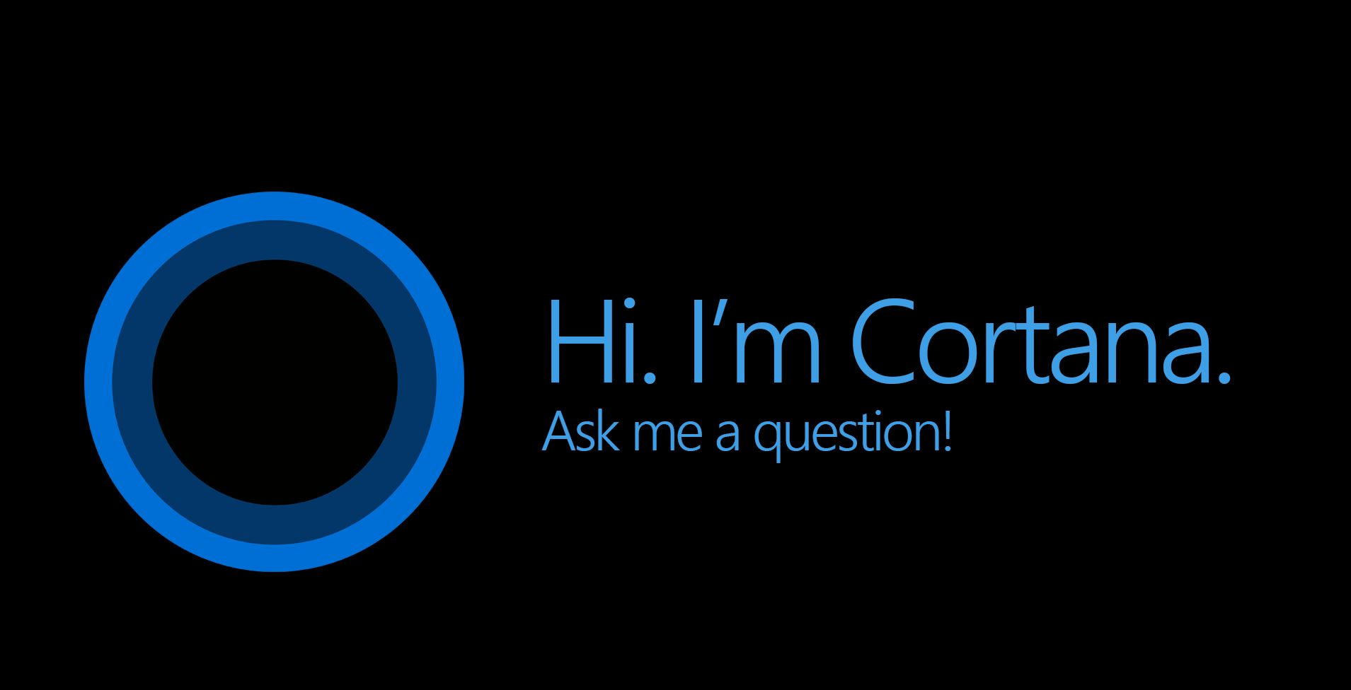 So Cortana can now figure out your future travel plans